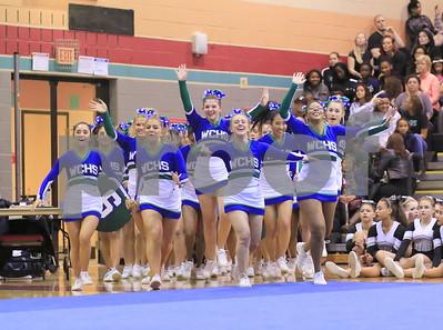 Churchill - 2015 MCPS Cheerleading Championships