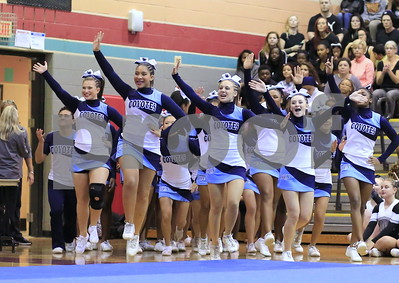 Clarksburg - 2015 MCPS Cheerleading Championships