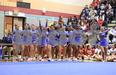 Einstein - 2015 MCPS Cheerleading Championships