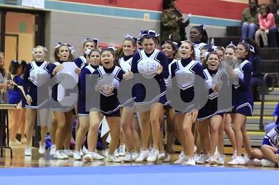 Magruder - 2015 MCPS Cheerleading Championships