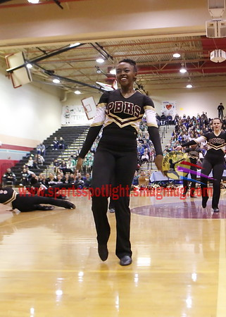 Paint Branch - 2016 MCPS Pom Championships