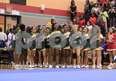 Seneca Valley - 2015 MCPS Cheer Championships