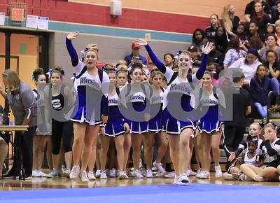 Sherwood - 2015 MCPS Cheerleading Championships