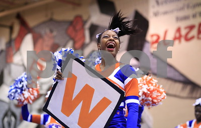 Watkins Mill - - 2015 MCPS Cheer Championships