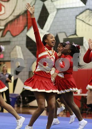 Wheaton - 2015 MCPS Cheerleading Championships