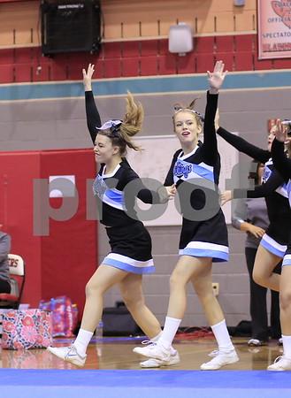Whitman - - 2015 MCPS Cheer Championships