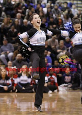 Whitman - 2016 MCPS Pom Championships
