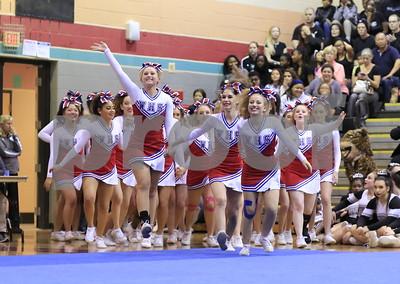 Wootton - 2015 MCPS Cheerleading Championships
