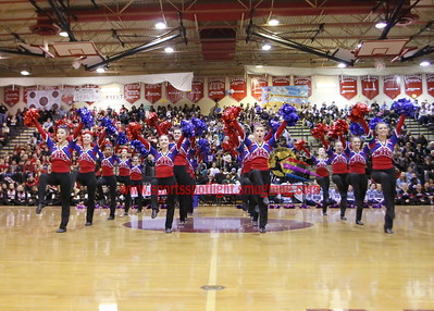 Wootton - 2016 MCPS Pom Championships
