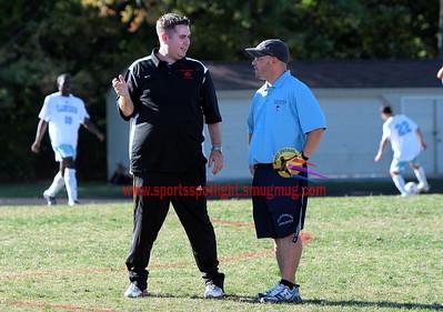 Northwood @ Clarksburg Boys Varsity Soccer