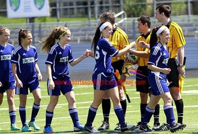 Bethesda Girls Travel Soccer 2013