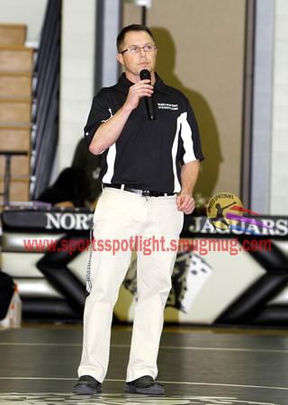 Whitman @ Northwest Varsity Wrestling 2013
