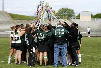 Smithsburg @ South Hagerstown Varsity Girls Lacrosse