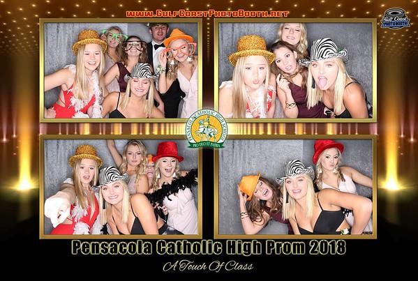 Catholic High Prom 2018