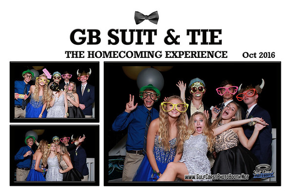 GBHS Homecoming 2016 Photo Booth Prints