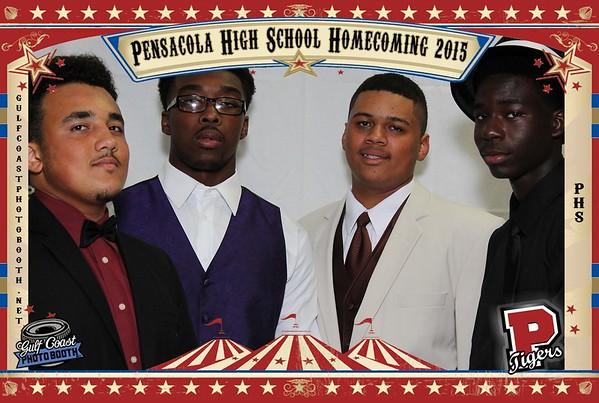 PHS Homecoming 2015 PhotoBooth