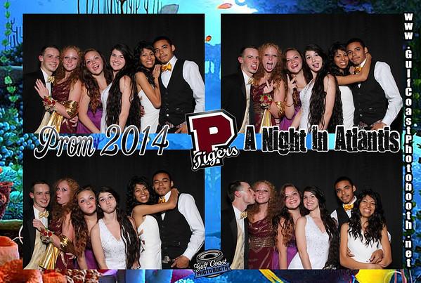 PHS Prom Photobooth Pic 2014
