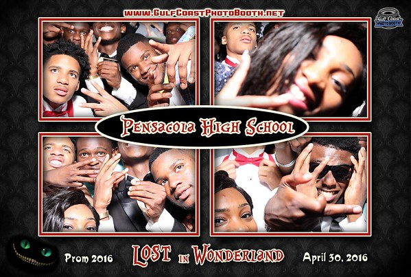 PHS Prom Photo Booth