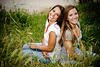 Colleen and Amanda (Senior Portrait Photography, Natural Bridges State Park Beach, Santa Cruz, California) 2010.05.15 :