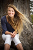 Kaila (Senior Portrait Photography, Natural Bridges, Santa Cruz, California) 2011.06.03 :