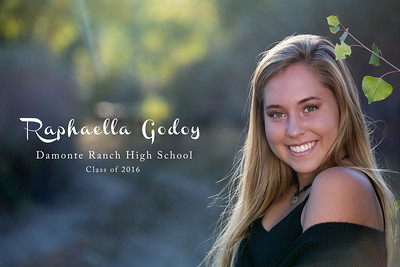 Raphaella Godoy - Class of 2016