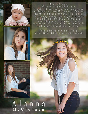 Alanna Yearbook