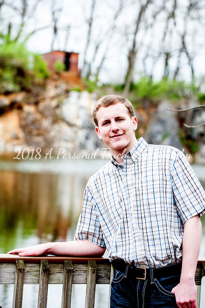 Caleb Senior Pictures
