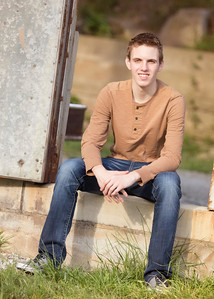105 Caleb senior