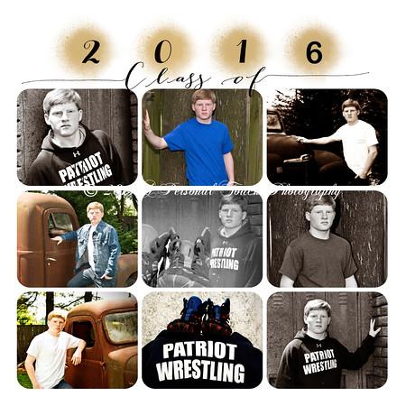 Cam's Senior Pictures