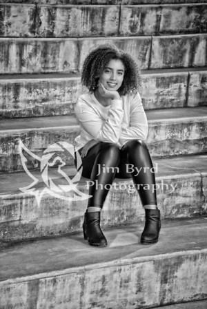 Chloe Herd senior session 2-17-2017