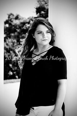 Gabby's senior pictures