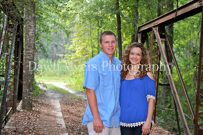 Haley & Justin~Class of 2015