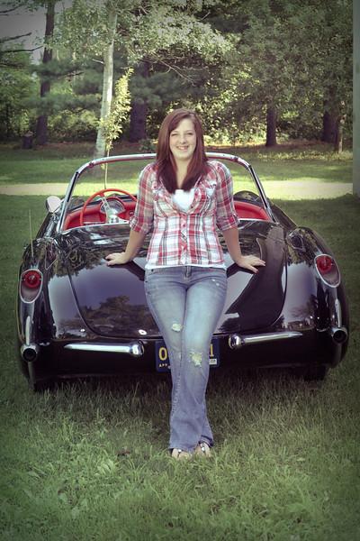 Megan Smarszcz's Senior Portraits
