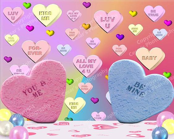 Valentine Candy Dance (H)