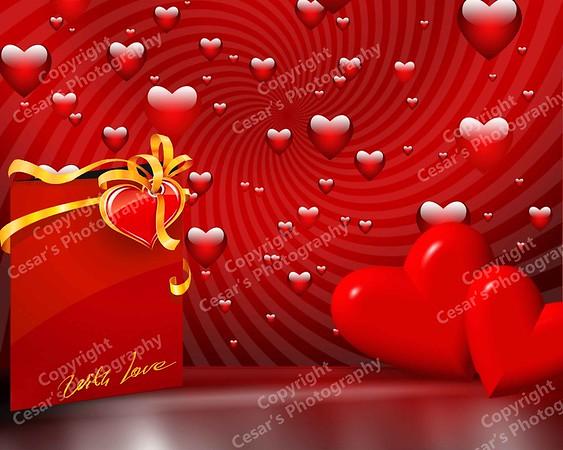 Valentine My Valentine (H)