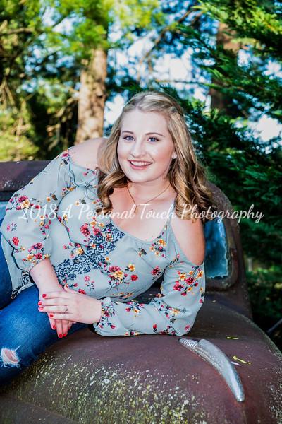 Savannah's senior pictures