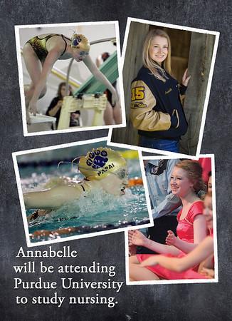 Back of invite Annabelle