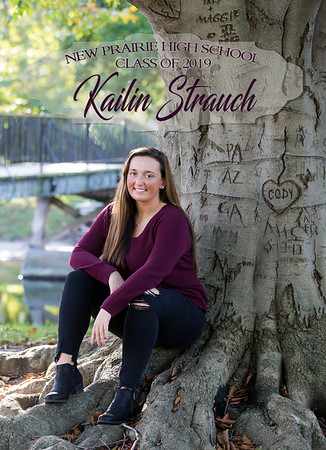 Kailin front of invite