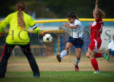 Girls Soccer IV @ DN 09-10-16-21
