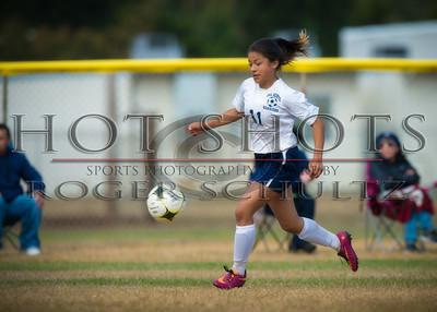 Girls Soccer IV @ DN 09-10-16-19