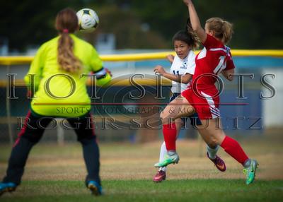 Girls Soccer IV @ DN 09-10-16-22