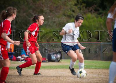 Girls Soccer IV @ DN 09-10-16-13