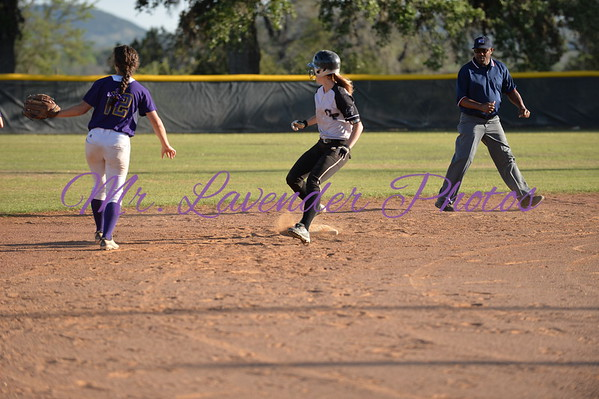 Center Point Vs D Hanis Playoff game in Bandera April 29, 2014