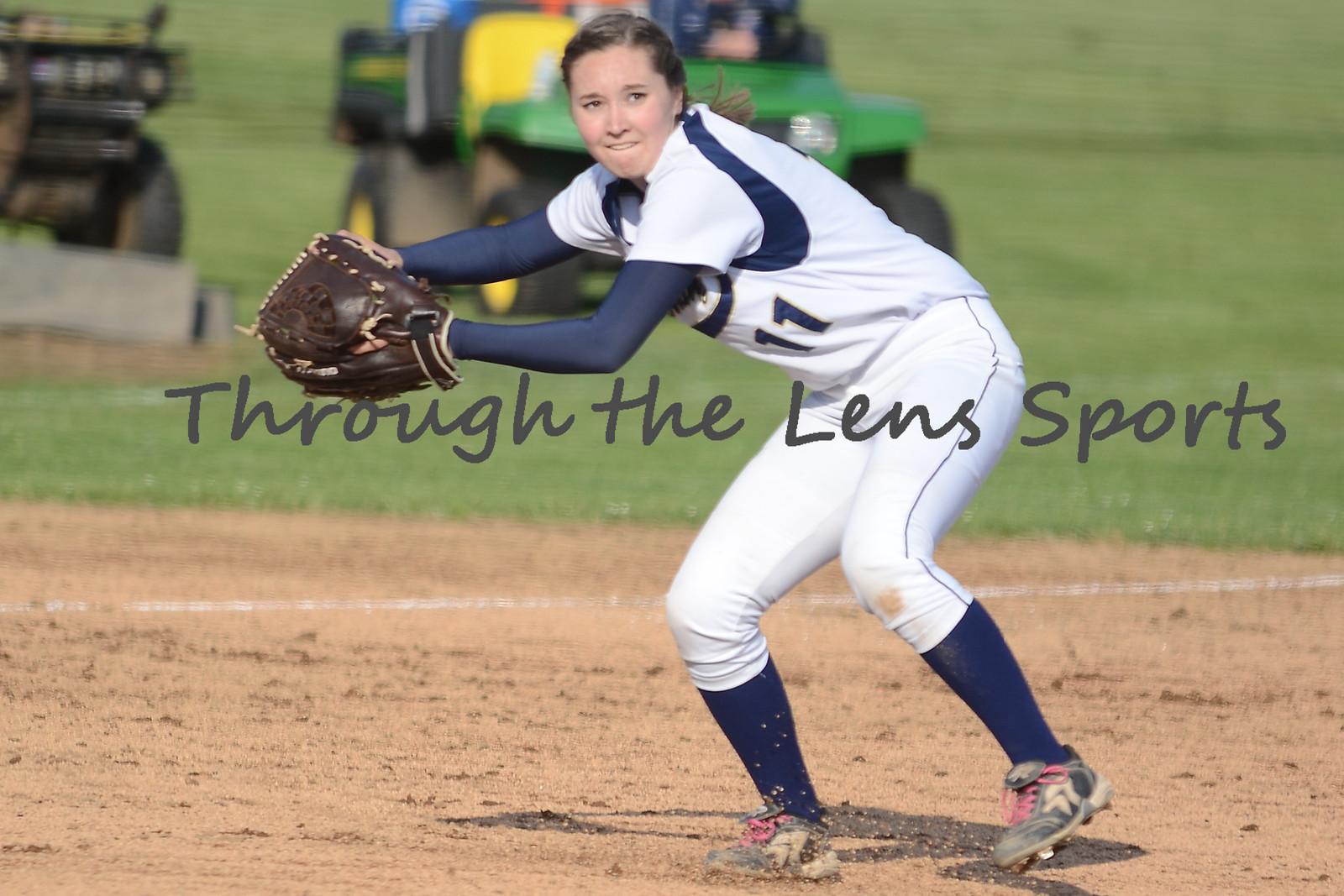 Liberty vs. West Albany High School Softball
