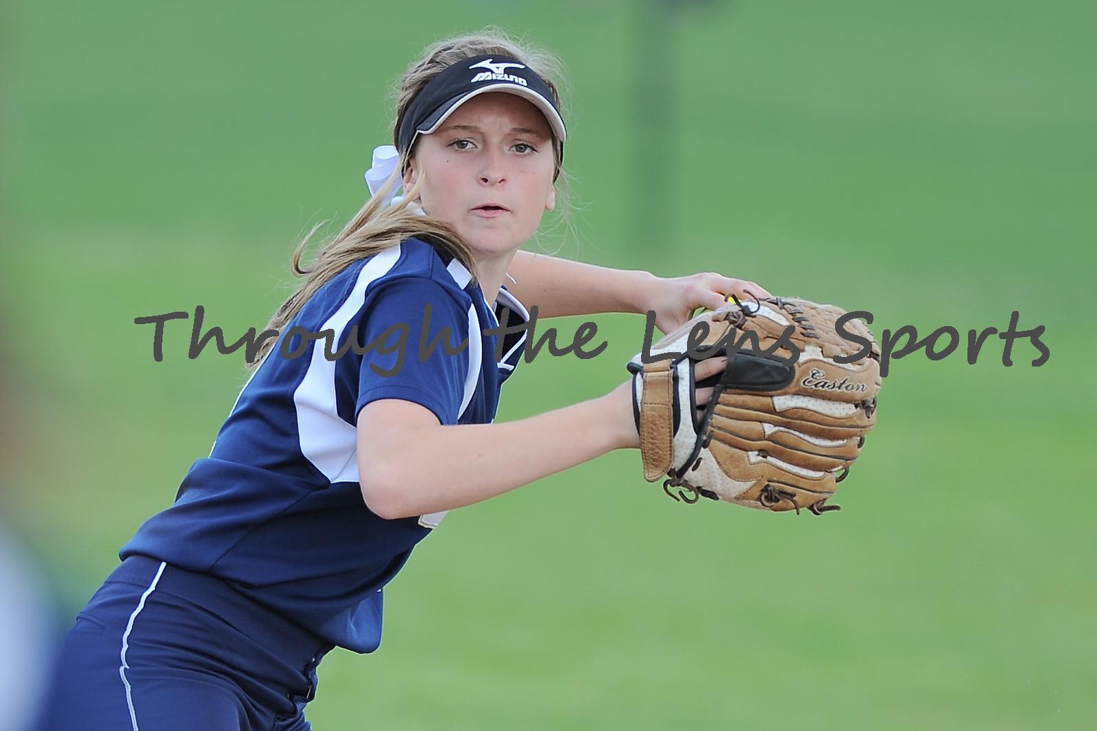 Sprague vs. West Albany High School Softball