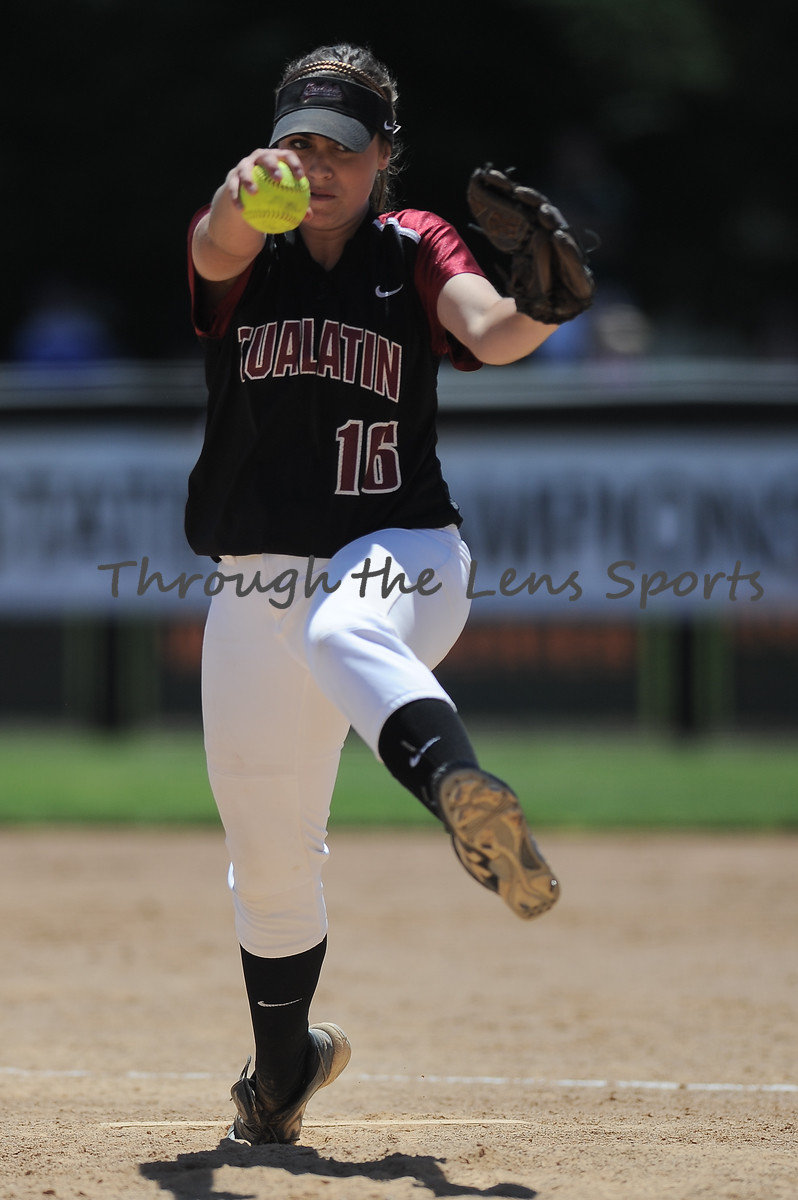Tualatin vs. Westview 6A Softball Championship