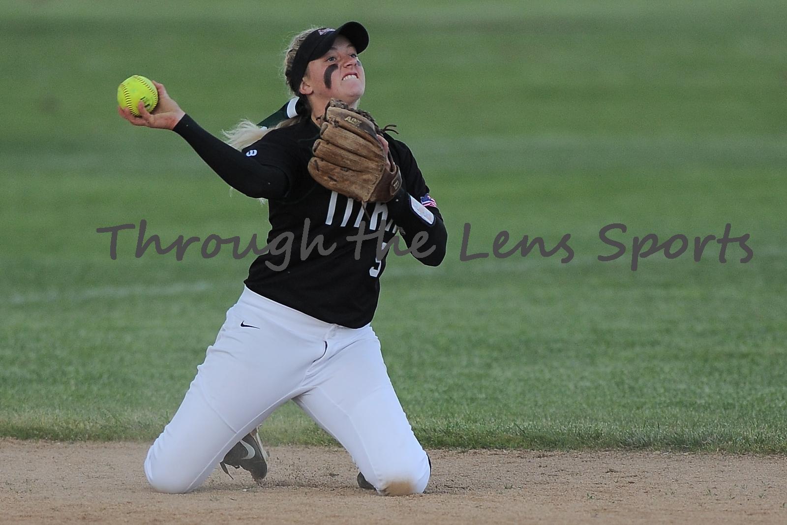 West  Salem vs. West Albany High School Softball