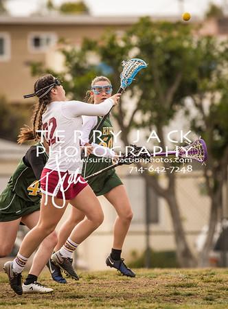 Edison Girls Lacrosse vs LB Wilson-17-2