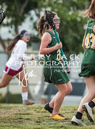 Edison Girls Lacrosse vs LB Wilson-9-2