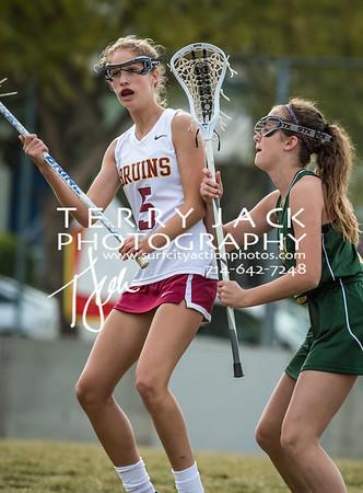 Edison Girls Lacrosse vs LB Wilson-8-2